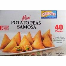 Ashoka : Potato & Peas Samosa