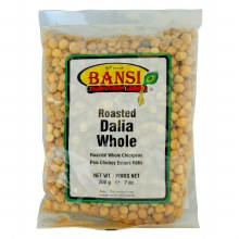 Bansi:roasted Dalia Whole 200g