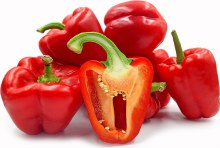 Bell Pepper Red /lb