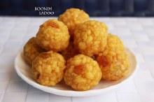 Bombay Sweets: Boondi Laddu
