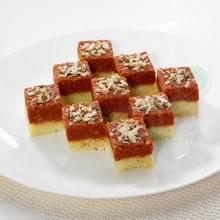 Bombay Sweets: Choclate Burfi