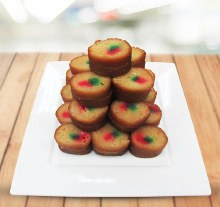 Bombay Sweets: Cream Cutlet