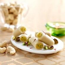 Bombay Sweets: Kajur Roll