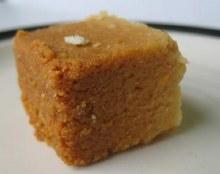 Bombay Sweets: Milk Cake
