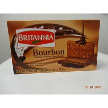 Britannia: Choco Bourbon780 Gm