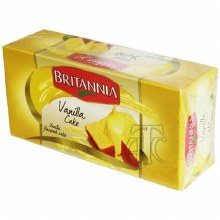 Britannia: Vanilla Cake 250gm