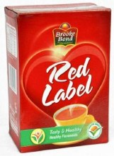 Brooke Bond: Red Label Tea