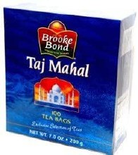 Brooke Bond: Taj Mahal 100ct