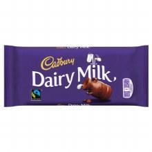 Cadbury: Dairy Milk 120g