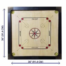"Carrom Boards 36""x36"""