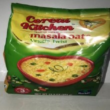Cereal Kitchen: Masala Oats