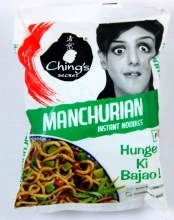 Ching's : Manchurin Noodles