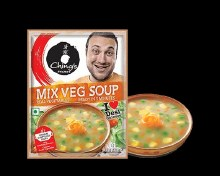 Ching's : Mix Vegetable Soup