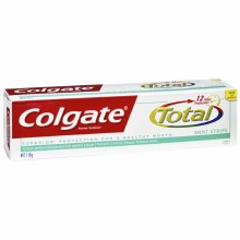 Colgate: Total Tooth Paste