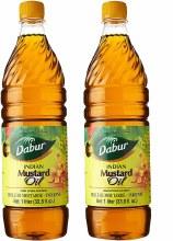 Dabur: Mustard Oil 1lt