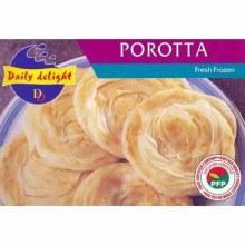 Daily Delight:  Rest Parotta