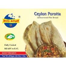 Daily Delight : Ceylon Porotta