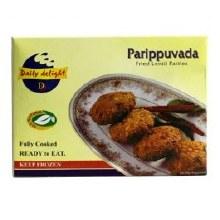 Daily Delight : Parippuvada