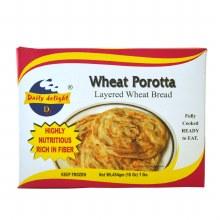Daily Delight : Wheat Porotta