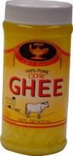 Deep: 100% Pure Cow Ghee 16oz