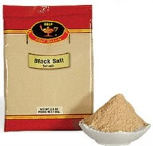 Deep : Black Salt 100gm.