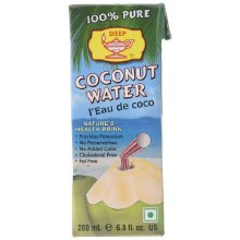 Deep : Coconut Water 200ml.