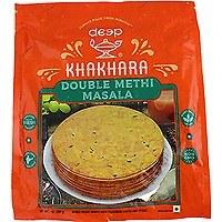 Deep: Double Methi Khakhara