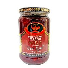 Deep : Gor-keri Mango Pickle