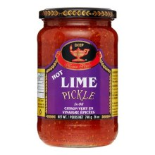 Deep : Hot Lime Pickle