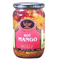 Deep : Hot Mango Pickle