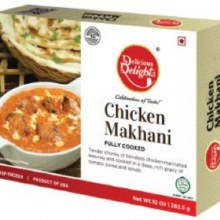 Delicious Delight: Chk Makhani