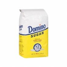 Domino: Granulated Sugar 4lb