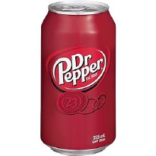 Dr Pepper Can 355ml.