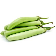 Eggplant Long (green) / Lb
