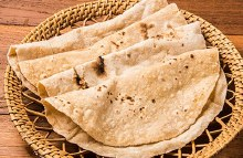 Fresh Chapati 10 For $3