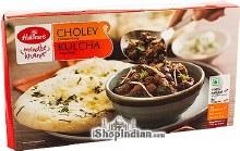 Haldiram's: Choley Kulcha