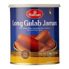 Haldiram's: Gulab Jamun Long