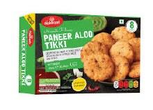Haldiram's: Paneer Aloo Tikki