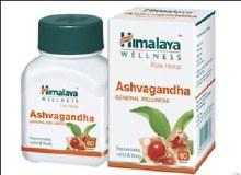Himalaya: Ashwagandha 60cap