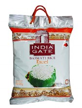 India Gate: Basmati Excel Rice