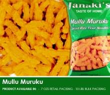 Janaki: Mullu Muruka 7oz
