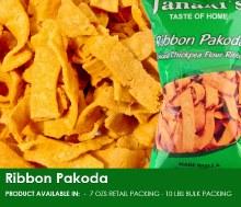 Janaki: Ribbon Pakoda 7oz