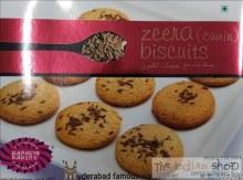 Karachi: Zeera Biscuit