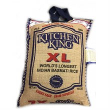 Kitchen King: Basmati Rice Xl
