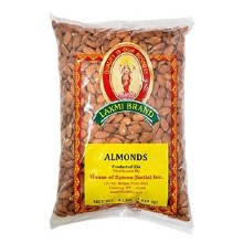 Laxmi: Almonds 3lb