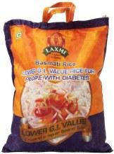 Laxmi: Basmati Rice Lower G.I