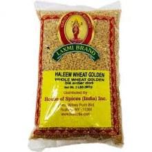 Laxmi: Haleem Wheat Gld 2lb