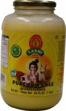 Laxmi: Pure Cow Ghee 64oz