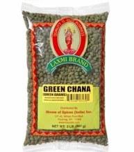 Laxmi: Green Chana 2lb