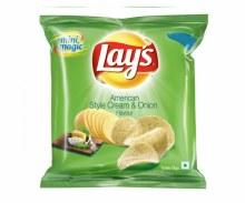 Lays: American Style Cream